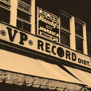VARIOUS - Down In Jamaica - 40 Years Of VP Records