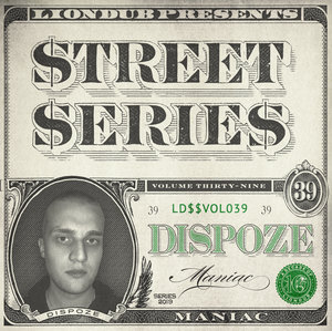 DISPOZE - Liondub Street Series Vol 39: Maniac