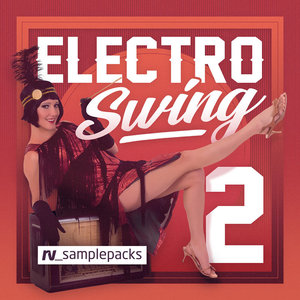RESONANT VIBES - Electro Swing 2 (Sample Pack WAV/APPLE)