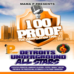 VARIOUS - 100 Proof (Explicit)