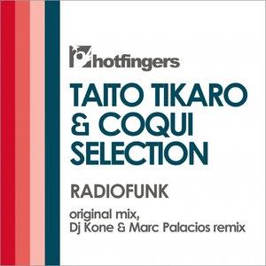 COQUI SELECTION/TAITO TIKARO - Radiofunk