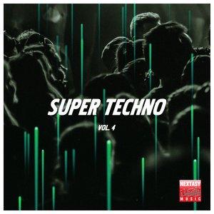 VARIOUS - Super Techno Vol 4