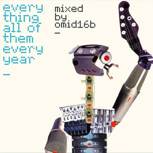 VARIOUS/OMID 16B - Everything, All Of Them, Every Year