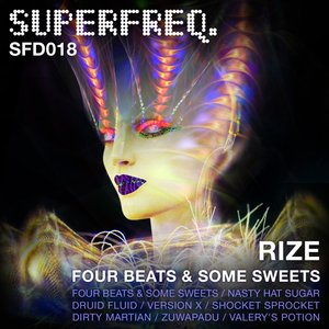 RIZE - Four Beats & Some Sweets