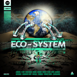 VARIOUS - ECO-SYSTEM LP