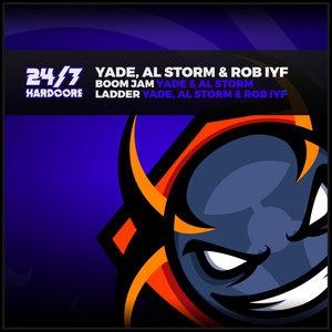 YADE/AL STORM & ROB IYF - Boom Jam/Ladder