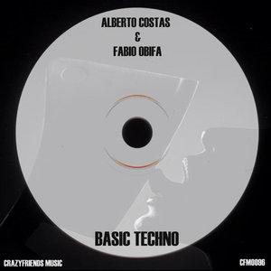 ALBERTO COSTAS/FABIO OBIFA - Basic Techno