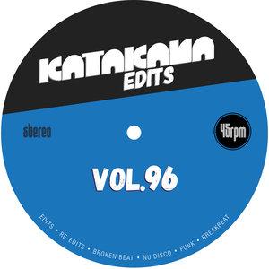 PADCORE - Katakana Edits Vol 96
