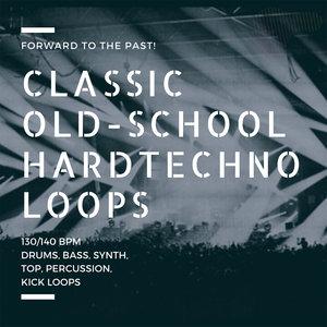 TECHNO SAMPLES - Classic Old-School HardTechno Loops (Sample Pack WAV)