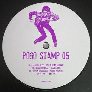 MARTIN DEPP/LOUD&CLASIIZZ/SIMON TREECOTOT/TOOF - Pogo Stamp 05