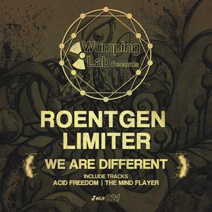 ROENTGEN LIMITER - We Are Different