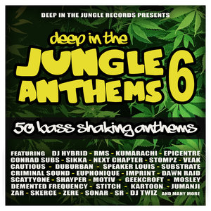 VARIOUS - Deep In The Jungle Anthems 6