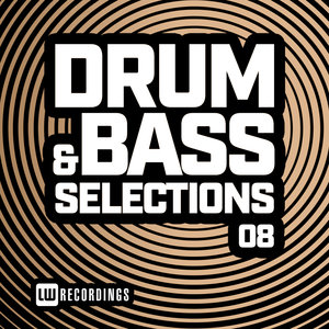 VARIOUS - Drum & Bass Selections Vol 08