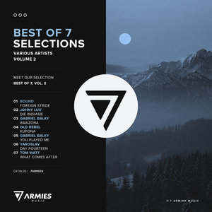 VARIOUS - Best Of 7 Selections Vol 2 (Extended Versions)