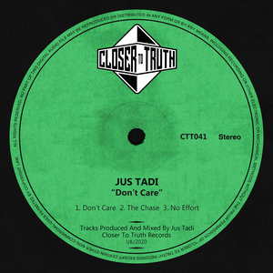 JUS TADI - Don't Care