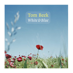 TOM BEEK - White & Blue