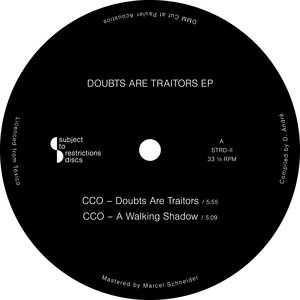 CCO/NARCO MARCO - Doubts Are Traitors