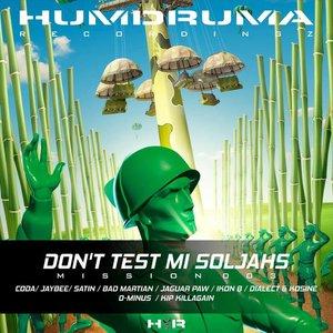 VARIOUS - Don't Test Mi SolJahs Vol 3