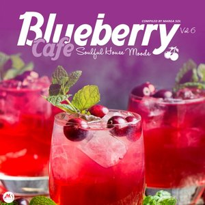 VARIOUS/MARGA SOL - Blueberry Cafe Vol 6/Soulful House Moods
