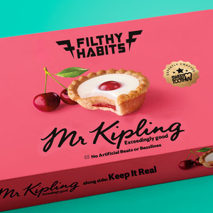 FILTHY HABITS - Mr Kipling