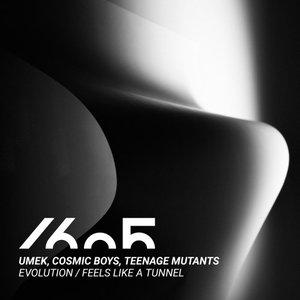 UMEK/COSMIC BOYS/TEENAGE MUTANTS - Evolution/Feels Like A Tunnel