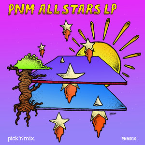 VARIOUS - PNM All Stars LP