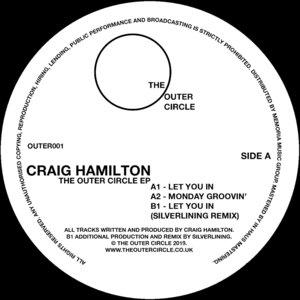 CRAIG HAMILTON - The Outer Circle EP