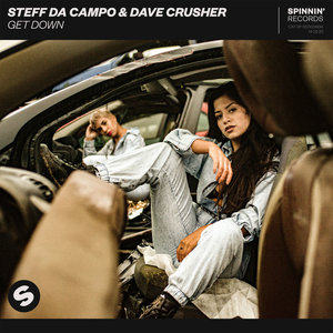 STEFF DA CAMPO/DAVE CRUSHER - Get Down