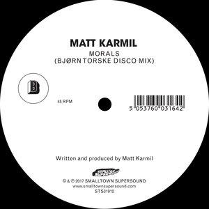 MATT KARMIL - Can't Find It (The House Sound)