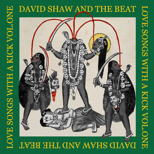 DAVID SHAW & THE BEAT - Love Songs With A Kick Vol One