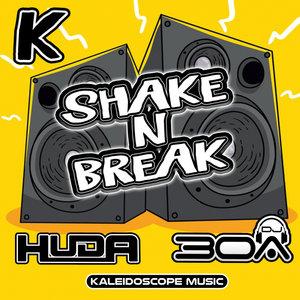 HUDA HUDIA/DJ30A - Shake N Break