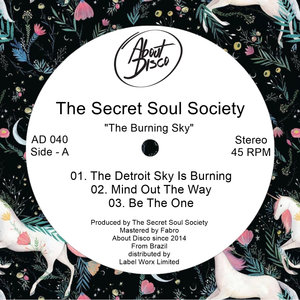 THE SECRET SOUL SOCIETY - The Burning Sky