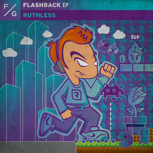 RUTHLESS/MC JEFF - Flashback EP