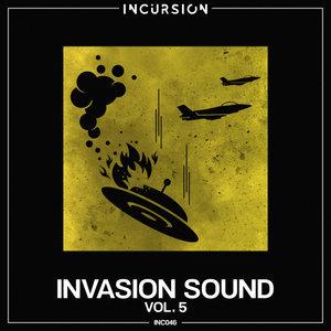 VARIOUS - Invasion Sound Vol 5