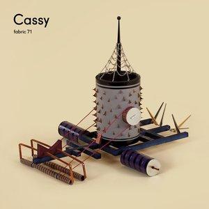 VARIOUS/CASSY - Fabric 71/Cassy