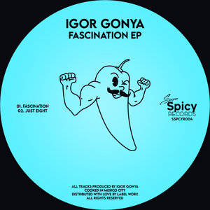 IGOR GONYA - Fascination EP