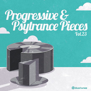 VARIOUS - Progressive & Psy Trance Pieces Vol 23 (Explicit)