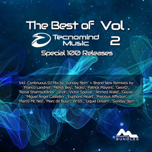 SUNDAY 9PM/VARIOUS - The Best Of Tecnomind Music Vol 2 (Special 100 Releases) (unmixed tracks)