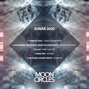 2 SIDES OF SOUL/FELLAR/PANIK POP/JOE FISHER/NASSER TAWFIK/ALESSANDRO DIRUGGIERO/MASSI ISX/RONE WHITE - Sonar 2020