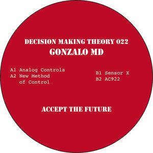 GONZALO MD - Accept The Future EP