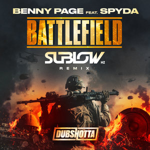 BENNY PAGE/MC SPYDA/SUBLOW HZ - Battlefield