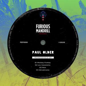 PAUL OLDER - Mondodisco EP