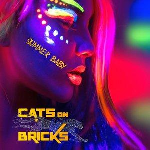 CATS ON BRICKS feat ZACH ALWIN - Summer Baby