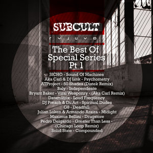 VARIOUS - Best Of Sub Cult Special Series Pt 01