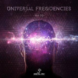 VARIOUS - Universal Frequencies Vol 10
