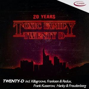 KILLAGROOVE/FRANKSEN/REDUX/FRANK KUSSEROW/HANKY/FREUDENBERG - Twenty-D
