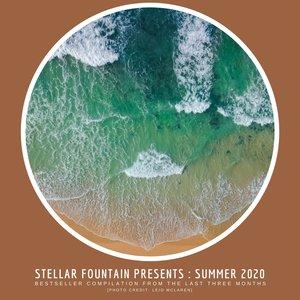 VARIOUS/RICARDO PIEDRA - Stellar Fountain Presents: Summer 2020