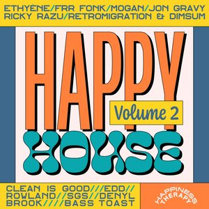 VARIOUS - Happy House Vol 2