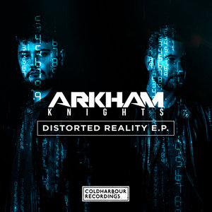 ARKHAM KNIGHTS - Distorted Reality EP