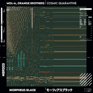MOL-A/ORANGE BROTHERS - Cosmic Quarantine